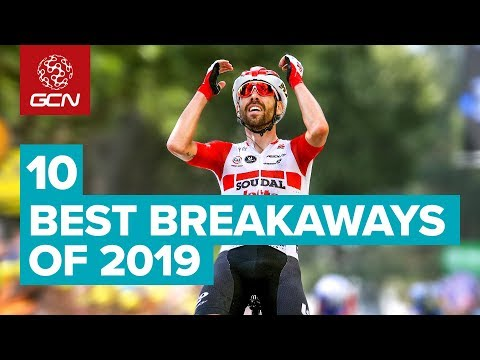 Cycling's Best Escape Artists: 10 Of The Most Epic Breakaways Of 2019