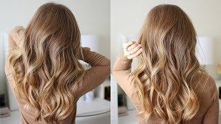Easy, Everyday Curls | Missy Sue