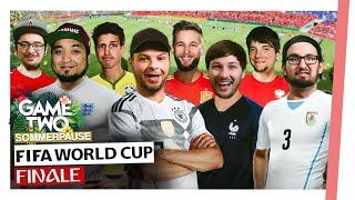 TOOOOOOR!! Die FIFA Fußball-Weltmeisterschaft bei Game Two - Das Finale