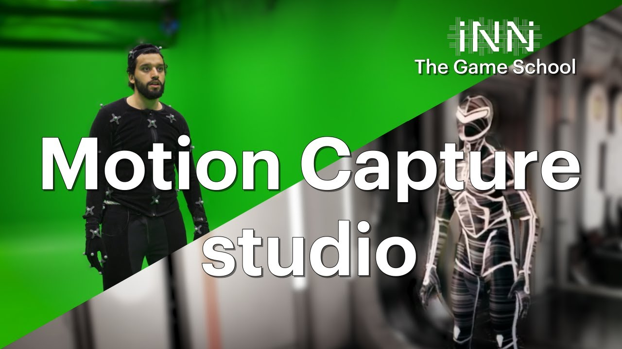 Motion Capture studio