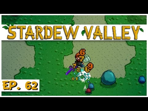Stardew Valley Walkthrough - Ep  61 - Flower Dance with Leah