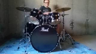 Sucker for pain ( Drum cover)