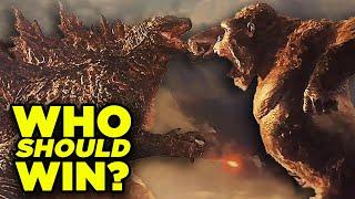 Godzilla vs Kong: Would Kong Have a Chance? | BQ