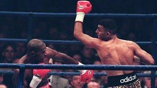 Hamed vs. Johnson: Round 8  SHOWTIME CHAMPIONSHIP BOXING 30th Anniversary