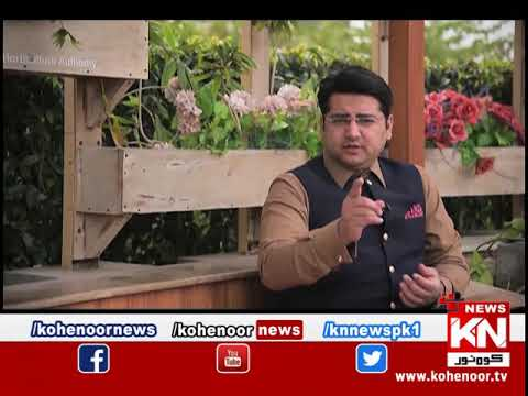 Promo Hot Seat with KN Mon To Thu At: 07:03 PM| Kohenoor News Pakistan