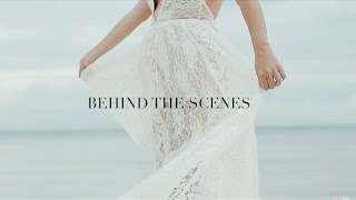 Behind the Scenes: Beach Balinese Beauty