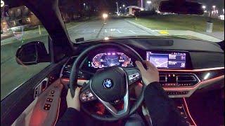 [WR Magazine] 2020 BMW X5 xDrive40i - POV Night Drive (Binaural Audio)