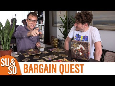 Shut Up and Sit Down Review - Bargain Quest