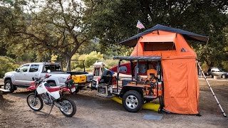 Inside One Of The Coolest Custom Camping Trailers Weve Seen | Outside