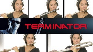 The Terminator: Love Theme on Flute + Sheet Music!