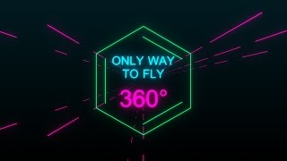 NinjaBaka - Only Way to Fly 360 4K VR Music Video
