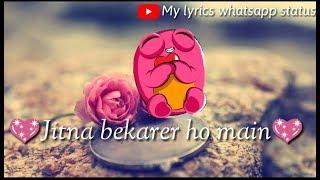 Dil ne yeh kaha hai dil se (dhadkan) 30sec Romantic whatsapp lyrics status
