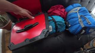UNBOXING Ortlieb Roller City (20L)