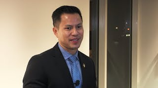 The Power of Blockchain and Bitcoin Cash – Jimmy Nguyen