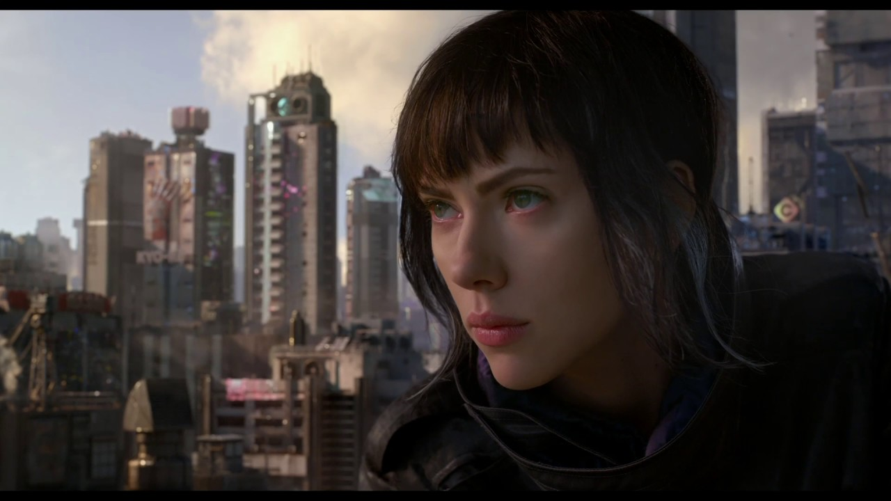 Listen To The New 'Ghost In The Shell' Theme Here
