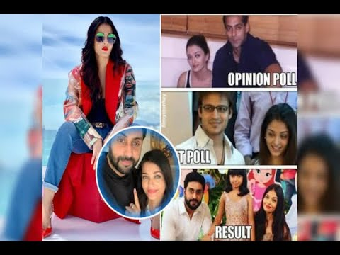 Vivek's meme reached the actress at Cannes 2019 & here's what hubby Abhishek's reaction to it was!