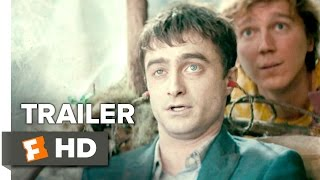 Swiss Army Man Official Trailer #1 (2016) - Daniel Radcliffe, Paul Dano Movie HD