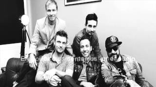 Backstreet Boys Breathe (traducida al español)