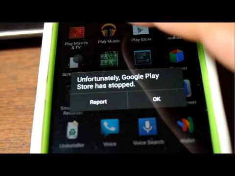 How to fix the process com.google.process.gapps Quick and Easy