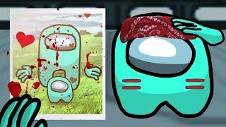Pet/Mini Crewmate Revenge (Among Us animation)