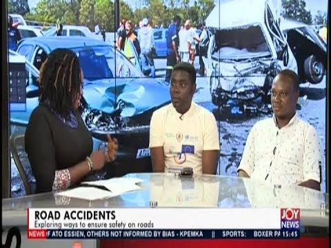 Road Accident - The Pulse on JoyNews (14-10-19)