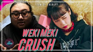 "Producer Reacts to Weki Meki ""Crush"""