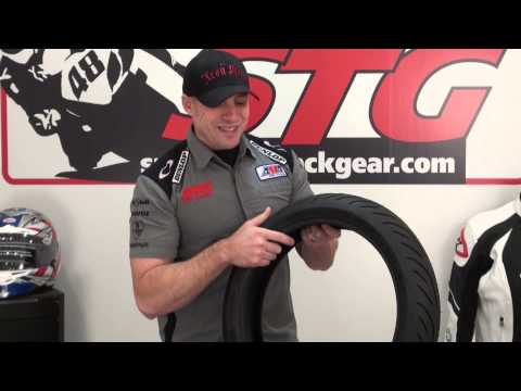 Michelin Pilot Power 3 Motorcycle Tire Review from SportbikeTrackGear.com