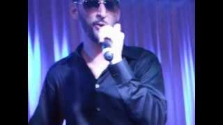 """Jon B performing """"They Don't Know"""" and """"Someone To Love"""" Aleviar's Moments... with Jon B"""