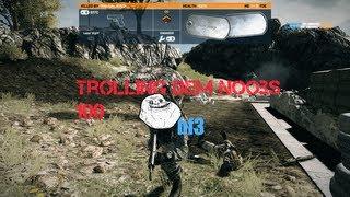 Battlefield 3 - Trolling dem Noobs 102