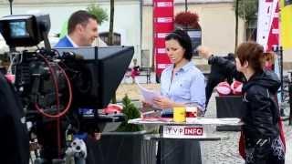 RMF FM i TVP Info w Krośnie