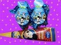 2 Giant Surprise Eggs Mickey Mouse Bonus Disney Surprise Pocket Unwrapping