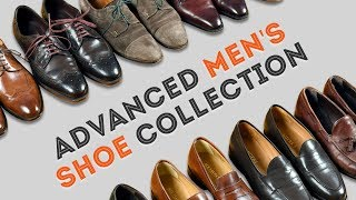 My Shoe Collection & Men's Dress Shoes Beyond The Basics - Gentleman's Gazette
