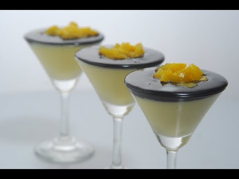 Eggless Peach Mousse | Cooksmart | Sanjeev Kapoor Khazana