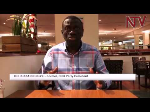 Museveni only wants to detain opponents indefinitely - Besigye