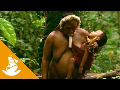 The Zo'é women family planning