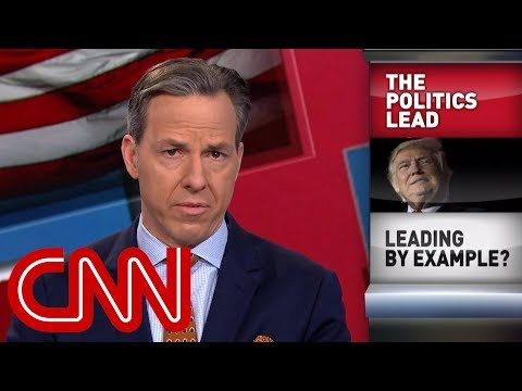 Tapper: WH says it's wrong to mislead public