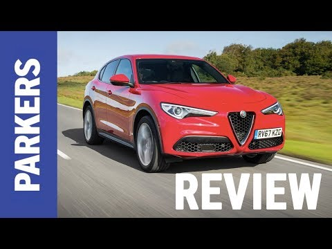 Alfa Romeo Stelvio SUV Review Video