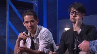 E3 Coliseum: A Conversation with Hideo Kojima and Jordan Vogt-Roberts