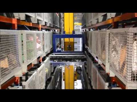 Automatic Storage and Retrieval System (AS/RS)