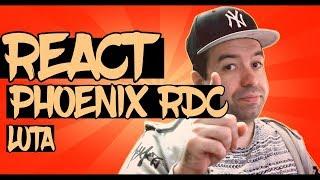 😱 REACT #96   Phoenix Rdc   Luta