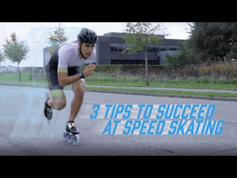 3 tips to succeed at inline speed skating | SkatePro.com