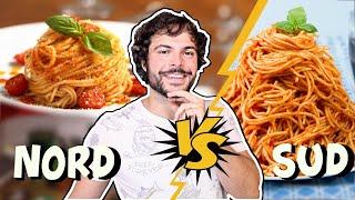 Pasta al pomodoro NORD contro SUD - Cucina Buttata ft. Conad
