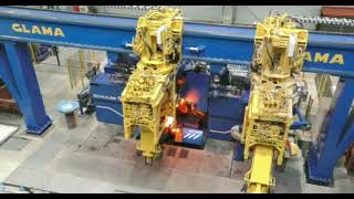 Экибастуз  Новости  Во время телемоста президент Казахстана запустил комплекс по производству железн