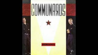 "THE COMMUNARDS:  ""DISENCHANTED"" [12"" EXTENDED VERSION] (1986)"