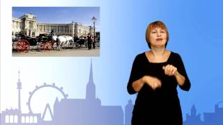 preview picture of video 'Imperial Vienna in british sign language'