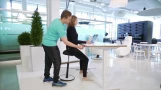 Tips For The Office Work - Workstation Ergonomics