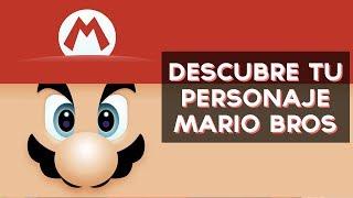 Cual es tu personaje en Super Mario Bros? Descubre que personaje de Mario bros eres con este divertido test! ↠↠ ¡No te olvides de suscribirte para no ...