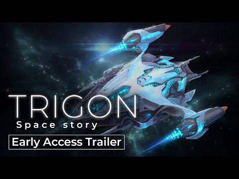 Trigon: Space Story Announcement Trailer