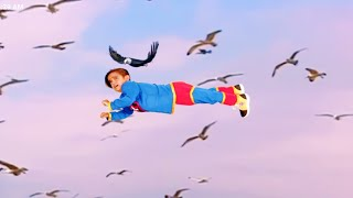 "CHOTU SUPERMAN ""Episode 01""छोटू सुपरमैन की चाँद पे हलचल"