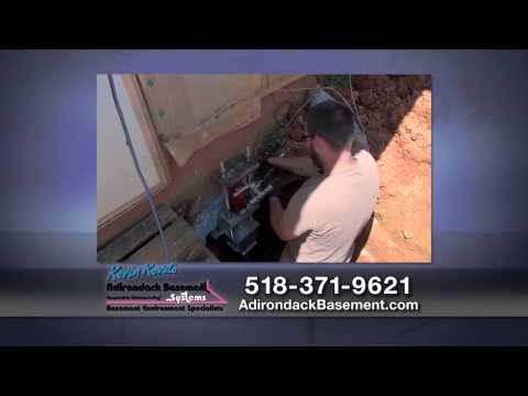 Home Foundation Problems? Adirondack Basement Systems Has the Solutions!